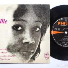 Discos de vinilo: MILLIE - EP AUSTRALIA PS - MINT * MY BOY LOLLIPOP / SWEET WILLIAM / SEE YOU LATER ALLIGATOR * 1965. Lote 267276229