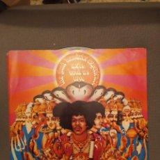 Discos de vinilo: THE JIMI HENDRIX EXPERIENCE: AXIS: BOLD AS LOVE . LP .ED ESPAÑA AÑO 1989. POLYDOR. Lote 267276474