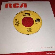 Discos de vinilo: ORQ. PROFESORES SOLISTAS THUYA/THIMER +2 EP 7'' 1976 MAGNETIC PROMO LEER ESTADO!. Lote 267278734