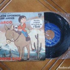 Discos de vinilo: DISCO SINGLE. Lote 267324774