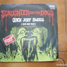 Disques de vinyle: DISCO SINGLE DE PUNK ROCK. Lote 267325934