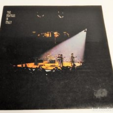 Discos de vinilo: THE BEATLES – THE BEATLES IN ITALY. Lote 267327684