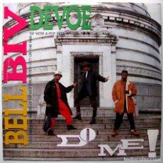 Discos de vinilo: BELL BIV DEVOE - DO ME! - MAXI MCA RECORDS1990 UK BPY. Lote 267373019