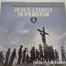 Disques de vinyle: JESUS CHRIST SUPERSTAR 2 LP BSO MCA 1973 GERMANY. Lote 267382664
