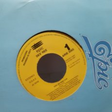 Discos de vinilo: DES'REE-FEEL SO HIGH( NEW BORN AGAIN MIX). Lote 267386774