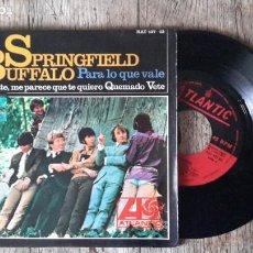 Discos de vinilo: BUFFALO SPRINGFIELD - PARA LO QUE VALE. Lote 267403929