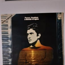 Discos de vinilo: PATXI ANDION. A DONDE EL AGUA. GATEFOLD. 1973. 64 99 787.. Lote 267413164