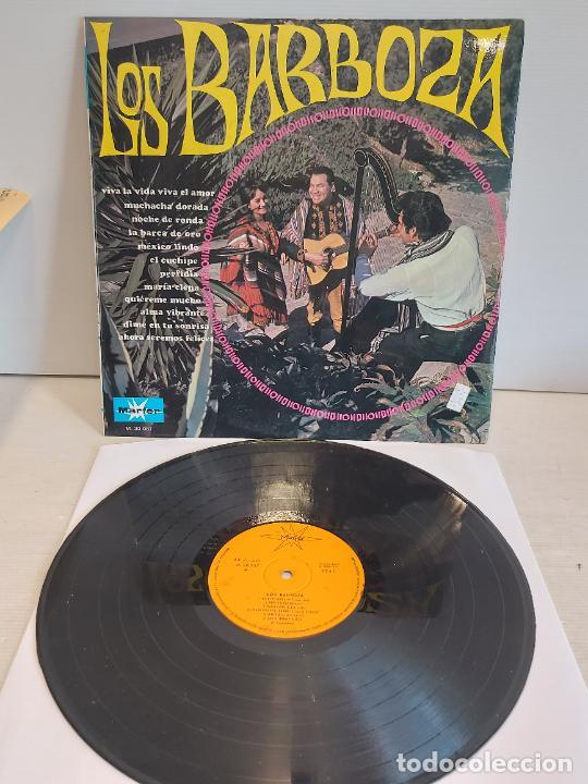 LOS BARBOZA / LP - MARFER-1969 / MBC. ***/*** (Música - Discos - LP Vinilo - Grupos y Solistas de latinoamérica)