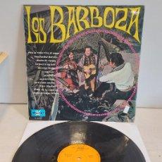 Discos de vinilo: LOS BARBOZA / LP - MARFER-1969 / MBC. ***/***. Lote 267454534