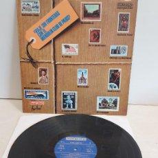 Discos de vinilo: VIAJE SIN FRONTERAS CON EL MANDOLIN CLUB DE PARIS / LP - VERGARA-1970 / MBC. ***/***. Lote 267455039