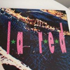 Discos de vinilo: LP DISCO VINILO LA RED. Lote 267460134