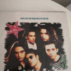 Discos de vinilo: LP DISCO VINILO MOSQUITOS REVOLUCION. Lote 267460319