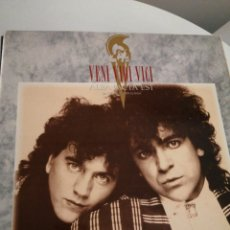 Discos de vinilo: LP DISCO VINILO VENÍ VIDI VICI ALEA JACTA ES. Lote 267460914