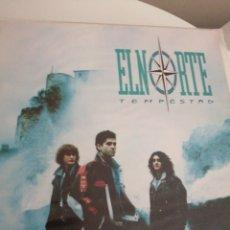 Discos de vinilo: LP DISCO VINILO EL NORTE TEMPESTAD. Lote 267461104