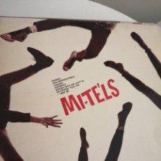 Discos de vinilo: LP DISCO VINILO MI-TE'LS. Lote 267461149