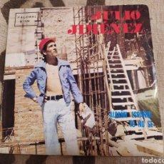 Discos de vinilo: JULIO JIMÉNEZ–ALBAÑIL ESPAÑOL . SINGLE 1975.. Lote 267484104