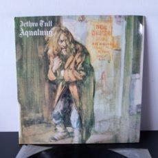 Discos de vinilo: JETHRO TULL. AQUALUNG. CHRYSALIS. 1980. ESP. Lote 267491734