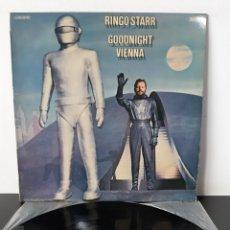 Discos de vinilo: RINGO STARR. GOODNIGHT VIENNA. 1974. SPAIN.. Lote 267497874