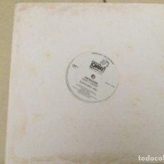 Discos de vinilo: FAHTLESS- DON'T LEAVE / SALVA MEA. Lote 267498394