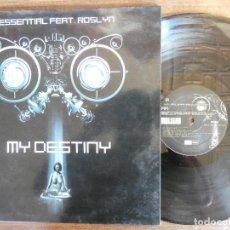 Discos de vinilo: ESSENTIAL FEAT ROSLYN MY DESTINY. Lote 267540479