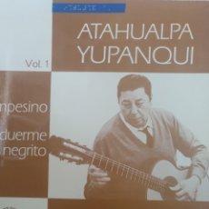 Discos de vinilo: ATAHUALPA YUPANKI ** CAMPESINO DUERME NEGRITO ** VOL.1. Lote 267586014