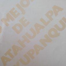 Discos de vinilo: ATAHUALPA YUPANKI ** LO MEJOR **. Lote 267586374