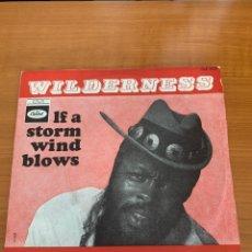Discos de vinilo: JOHN KASANDRA - WILDERNESS. Lote 267587124