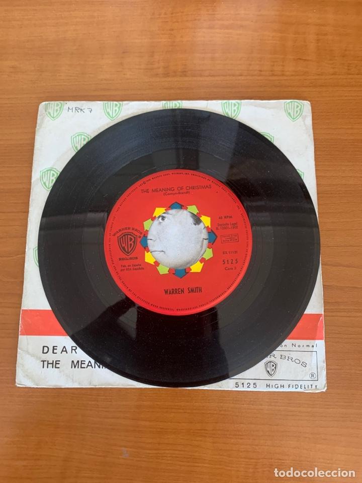 Discos de vinilo: Warren Smith - Dear Santa - Foto 3 - 267587899