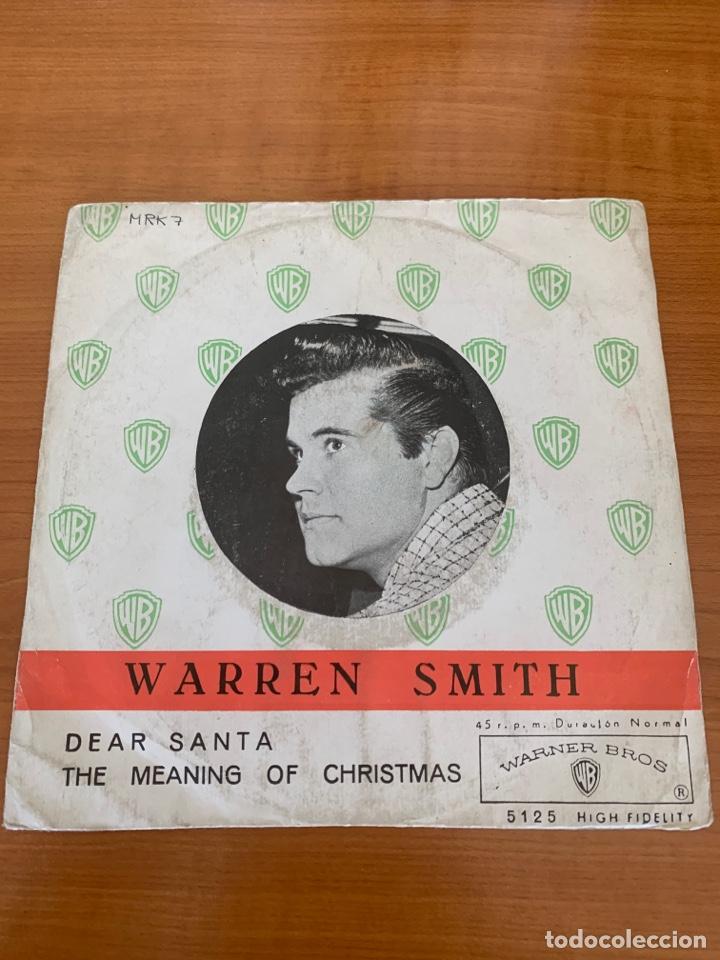 WARREN SMITH - DEAR SANTA (Música - Discos - Singles Vinilo - Country y Folk)