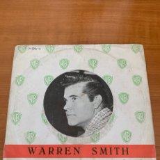 Discos de vinilo: WARREN SMITH - DEAR SANTA. Lote 267587899