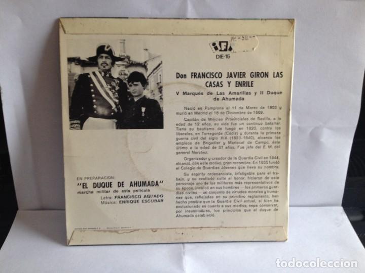 Discos de vinilo: B.S.O. EL PRIMER CUARTEL - IGNACIO F. IQUINO EP SPANISH 1966. NM-M VINILO NUEVO A ESTRENAR - Foto 2 - 267618289