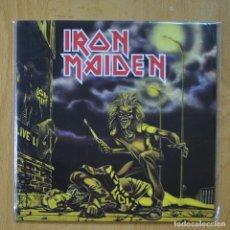 Discos de vinilo: IRON MAIDEN - SANCTUARY / DRIFTER / I`VE GOT THE FIRE - EP. Lote 267620244