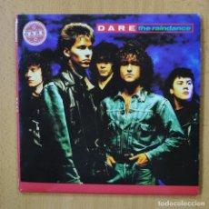Disques de vinyle: DARE - THE RAINDANCE - SINGLE. Lote 267620474