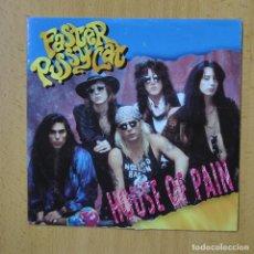 Disques de vinyle: FASTER PUSSYCAT - HOUSE OF PAIN - SINGLE. Lote 267620604