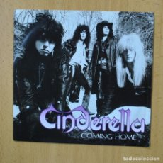 Disques de vinyle: CINDERELLA - COMING HOME - SINGLE. Lote 267620619