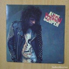 Disques de vinyle: ALICE COOPER - POISON - SINGLE. Lote 267620779