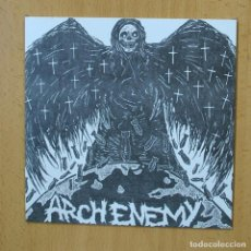 Disques de vinyle: ARCH ENEMY - WARSYSTEM - SINGLE. Lote 267621019