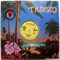 Discos de vinilo: BLOWFLY - THE INCREDIBLE FULK - MAXI T.K. DISCO 1980 USA BPY. Lote 267644454