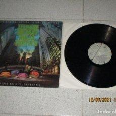 Discos de vinil: TEENAGE MUTANT NINJA TURTLES - BSO - MUSIC BY JOHN DU PREZ - SPAIN - SBK RECORDS - IBL -. Lote 267651049