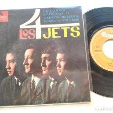 Dischi in vinile: LOS 4 JETS - ZORONGO , EP.1964. Lote 267659139
