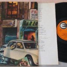 Discos de vinilo: LP LA ROMÁNTICA BANDA LOCAL. SONIC S.A. ES-34.131 A. Lote 267660619