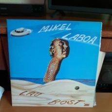 Discos de vinil: 2LP ** MIKEL LABOA ** LAU BOST ** COVER/ NEAR MINT / MINT ** 2LP/ NEAR MINT / MINT ** 1980. Lote 267660859