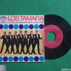 Dischi in vinile: SINGLE. E.P. LOS TAMARA. ZAFIRO - 1966. Lote 267668424