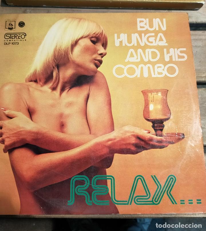 BUN HUNGA AND HIS COMBO - 1973 - LP (Música - Discos - LP Vinilo - Otros estilos)