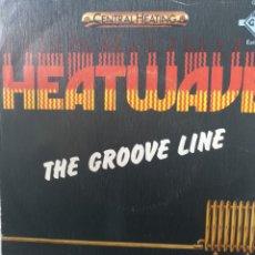Discos de vinilo: HEATWAVE ** THE GROOVE LINE * HAPPINESS TOGETHERNESS **. Lote 267707724