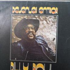 Discos de vinilo: BILLY PAUL** SOLO PORTADA **. Lote 267708304