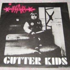 Discos de vinilo: DYAKS - GUTTER KIDS - BONAPARTE 1978 - UK - EX!. Lote 267709014