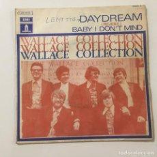 Discos de vinilo: WALLACE COLLECTION - DAYDREAM . SINGLE . 1969 FRANCIA. Lote 267713839