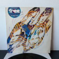 Discos de vinilo: THE BEST OF FREE. ALL RIGHT NOW. ISLAND. 1991. ESP. Lote 267715014