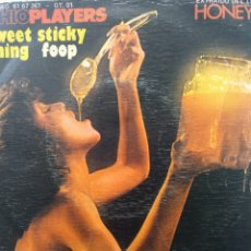 Discos de vinilo: OHIO PLAYERS ** SWEET STICKY THING * FLOOP **. Lote 267718629